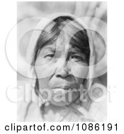 Cupeno Woman Free Historical Stock Photography by JVPD