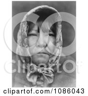 Datsolali Washo Native American Free Historical Stock Photography by JVPD