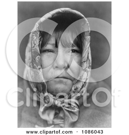 Datsolali, Washo Native American - Free Historical Stock Photography by JVPD
