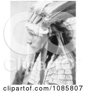 Daughter Of Bad Horse Cheyenne Native Free Historical Stock Photography