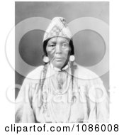 Daughter Of Chief Kamakur Free Historical Stock Photography