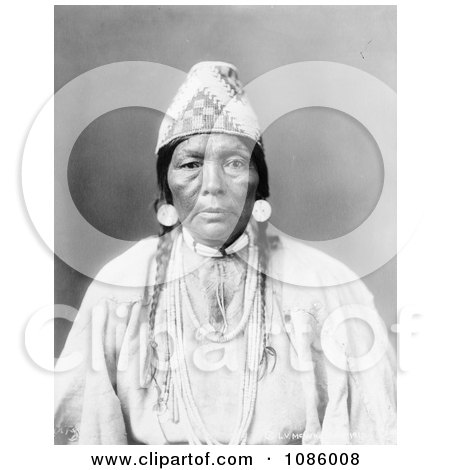 Daughter of Chief Kamakur - Free Historical Stock Photography by JVPD
