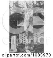 David Andrews Grave Free Historical Stock Photography by JVPD