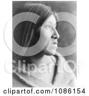Desert Cahuilla Woman Free Historical Stock Photography by JVPD
