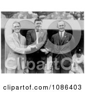George Sisler Babe Ruth Ty Cobb Free Historical Baseball Stock Photography by JVPD