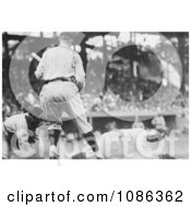 Goose Goslin Sliding For Home Plate During A Baseball Game Free Historical Baseball Stock Photography by JVPD