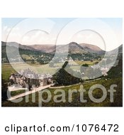 Grasmere Cumbria England United Kingdom Royalty Free Stock Photography