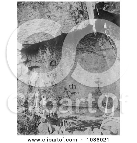 Grave of Chief Pesanko - Free Historical Stock Photography by JVPD