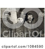 Group Of Dirty Breaker Boys Working The Coal Mines In 1911 Free Historical Stock Photography Photography by JVPD