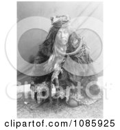 Hamatsa Costume Free Historical Stock Photography