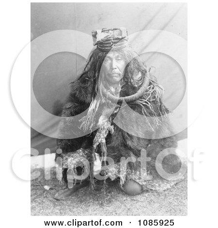 Hamatsa Costume - Free Historical Stock Photography by JVPD