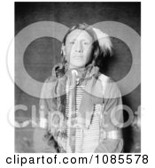 Has No Horses Sioux Indian Free Historical Stock Photography