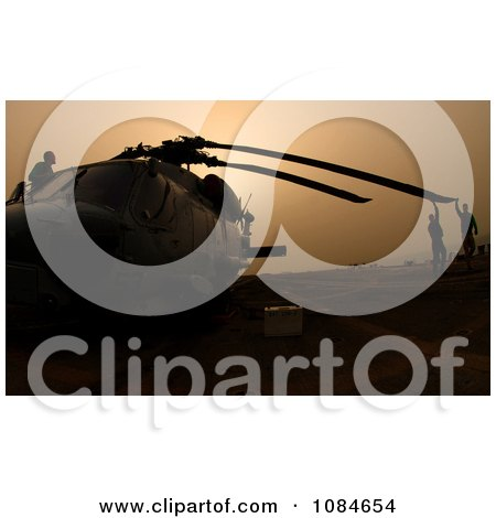 Helicopter on Flight Deck - Free Stock Photography by JVPD
