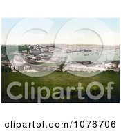 Historical Falmouth Cornwall England United Kingdom Royalty Free Stock Photography