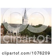 Historical St PeterS Church In Yarmouth Norfolk England UK Royalty Free Stock Photography