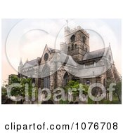 Historical The Carlisle Cathedral Church Of The Holy And Undivided Trinity Royalty Free Stock Photography