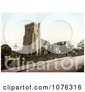 Historical The Church In Battle Rother East Sussex England UK Royalty Free Stock Photography by JVPD
