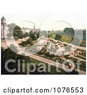 Historical The Harrogate Stray In North Yorkshire England Royalty Free Stock Photography