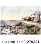 Historical The Pier Or Bridge In Ryde Isle Of Wight England UK Royalty Free Stock Photography