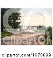Historical The Royal Military Academy Sandhurst College In Camberley Surrey England Royalty Free Stock Photography