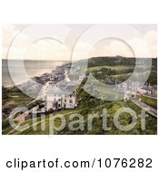 Historical The Sandgate Castle On The Beach In Sandgate Shepway Kent England UK Royalty Free Stock Photography