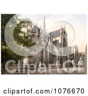 Historical The St PhilipS Church Arundel Cathedral West Sussex England UK Royalty Free Stock Photography