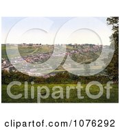 Historical The Village Of Torrington Devon England UK Royalty Free Stock Photography