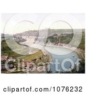 Historical Whitby North Yorkshire England United Kingdom Royalty Free Stock Photography by JVPD