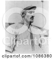 Honus Wagner Pittsburgh Pirates Baseball Shortstop In 1913 Free Historical Baseball Stock Photography by JVPD