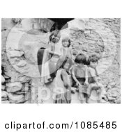 Hopi Indian Children Free Historical Stock Photography by JVPD