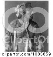 Horse Capture Atsina Man Free Historical Stock Photography by JVPD