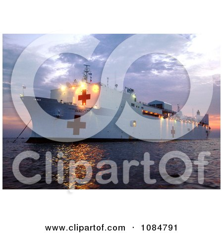 Hospital Ship - Free Stock Photography by JVPD