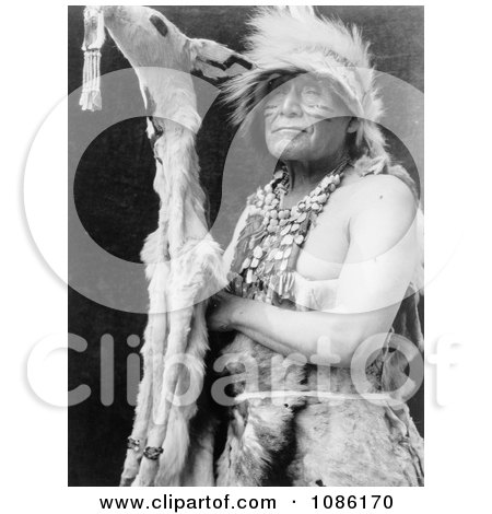 Hupa Costume - Free Historical Stock Photography by JVPD