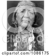 Hupa Woman Free Historical Stock Photography by JVPD