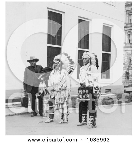 Indian Chiefs - Free Historical Stock Photography by JVPD