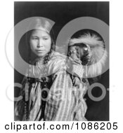Inuit Mother Free Historical Stock Photography