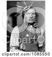 Iron White Man Sioux Free Historical Stock Photography