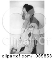 John Two Gun White Calf Blackfoot Indian Chief Free Historical Stock Photography