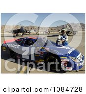 Jon Wood Air Force Driver Free Stock Photography