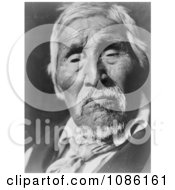 Karok Native American Man Free Historical Stock Photography by JVPD