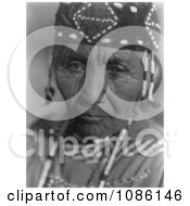 Klamath Native American Woman Free Historical Stock Photography by JVPD