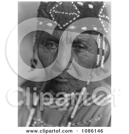 Klamath Native American Woman - Free Historical Stock Photography by JVPD