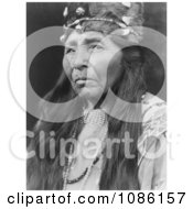 Klamath Woman Free Historical Stock Photography by JVPD