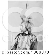 Klickitat Brave Free Historical Stock Photography