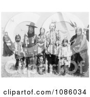 Kootenai Natives Free Historical Stock Photography by JVPD