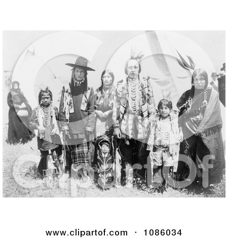 Kootenai Natives - Free Historical Stock Photography by JVPD