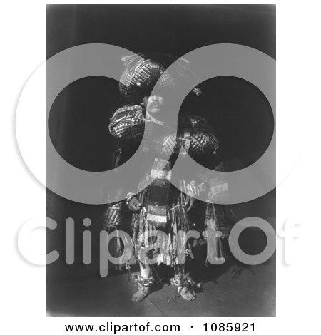Kwakiutl Man - Free Historical Stock Photography by JVPD
