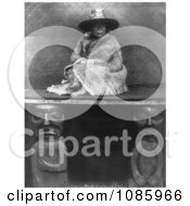 Kwakiutl Woman Free Historical Stock Photography