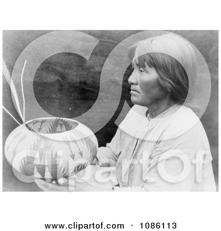 Lake Mono Basket Maker - Free Historical Stock Photography by JVPD