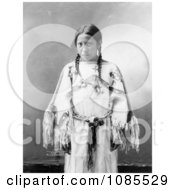 Lakota Indian Woman Julia American Horse Free Historical Stock Photography by JVPD